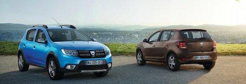 Dacia Sandero in promozione a Parma